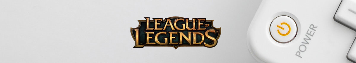 League of Legends aufladen