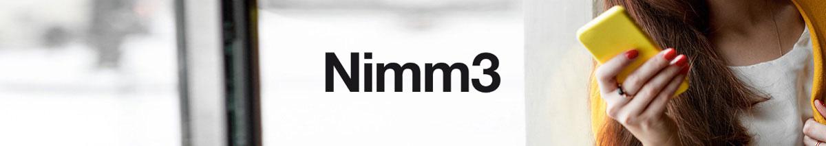 Nimm3 aufladen