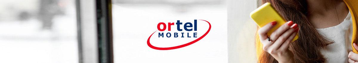 Ortel Mobile aufladen