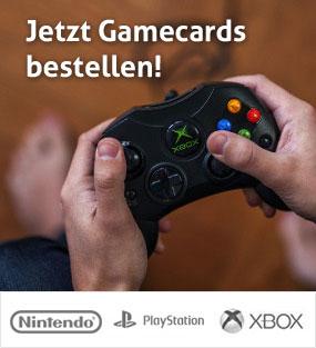 Gamecards kaufen