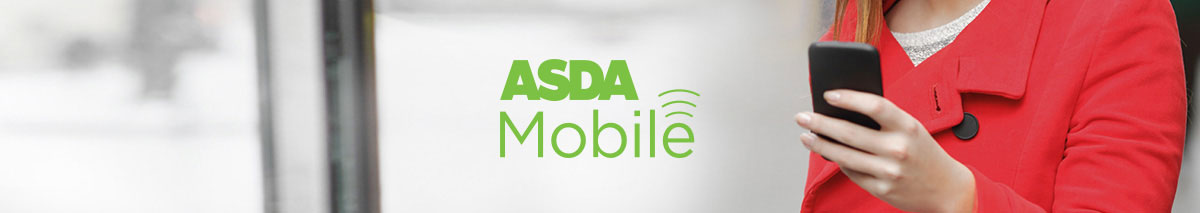 Asda Mobile Top up