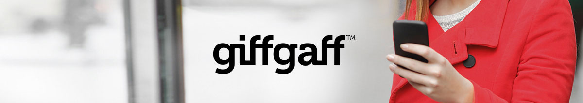 Giffgaff Top up