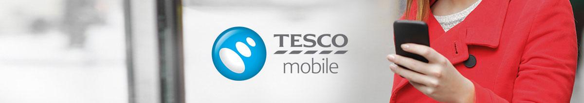 Tesco Mobile Top up
