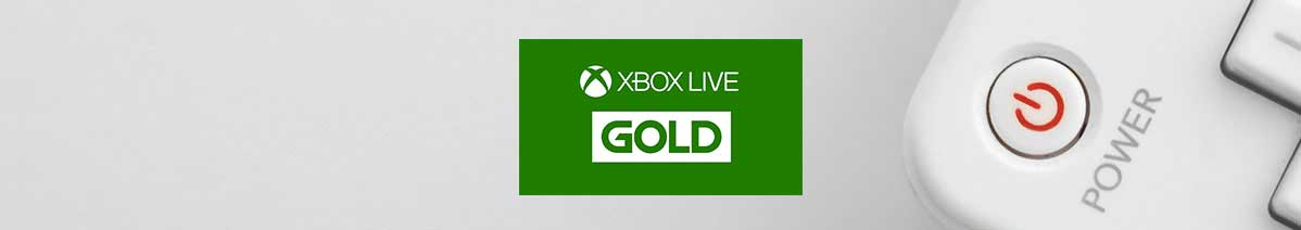 Xbox Live Gold Top up