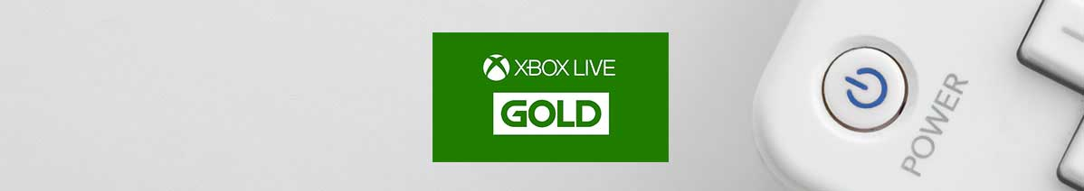 Recharge XBOX Live Gold
