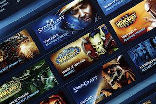 Gamers attention ! Achetez une Carte Cadeau Battle Net sur Recharge.fr