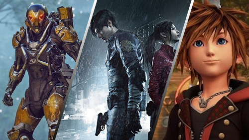 Game releases 2019 | Top 10 beste game releases 2019