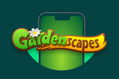 Mobile Game Spotlight: Gardenscapes