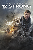 12 Strong Movieposter