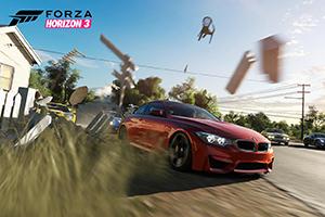 ForzaHorizon4 rasende Autos