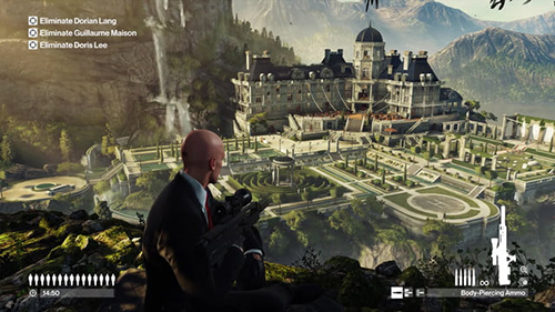 Hitman2 PSN Game
