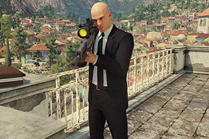 Hitman 2 in Aktion