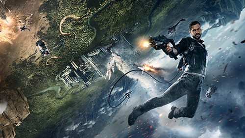 Just Cause 4 Game Snippet