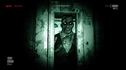 Outlast Horror Games Halloween FrontImage