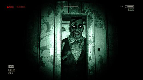 Outlast Horror Games Halloween FrontImage