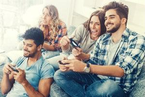 PSN Card Freunde gamen