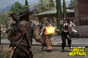 Red Dead Redemption Horror Games Halloween