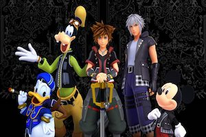 Kingdom Hearts III PSN