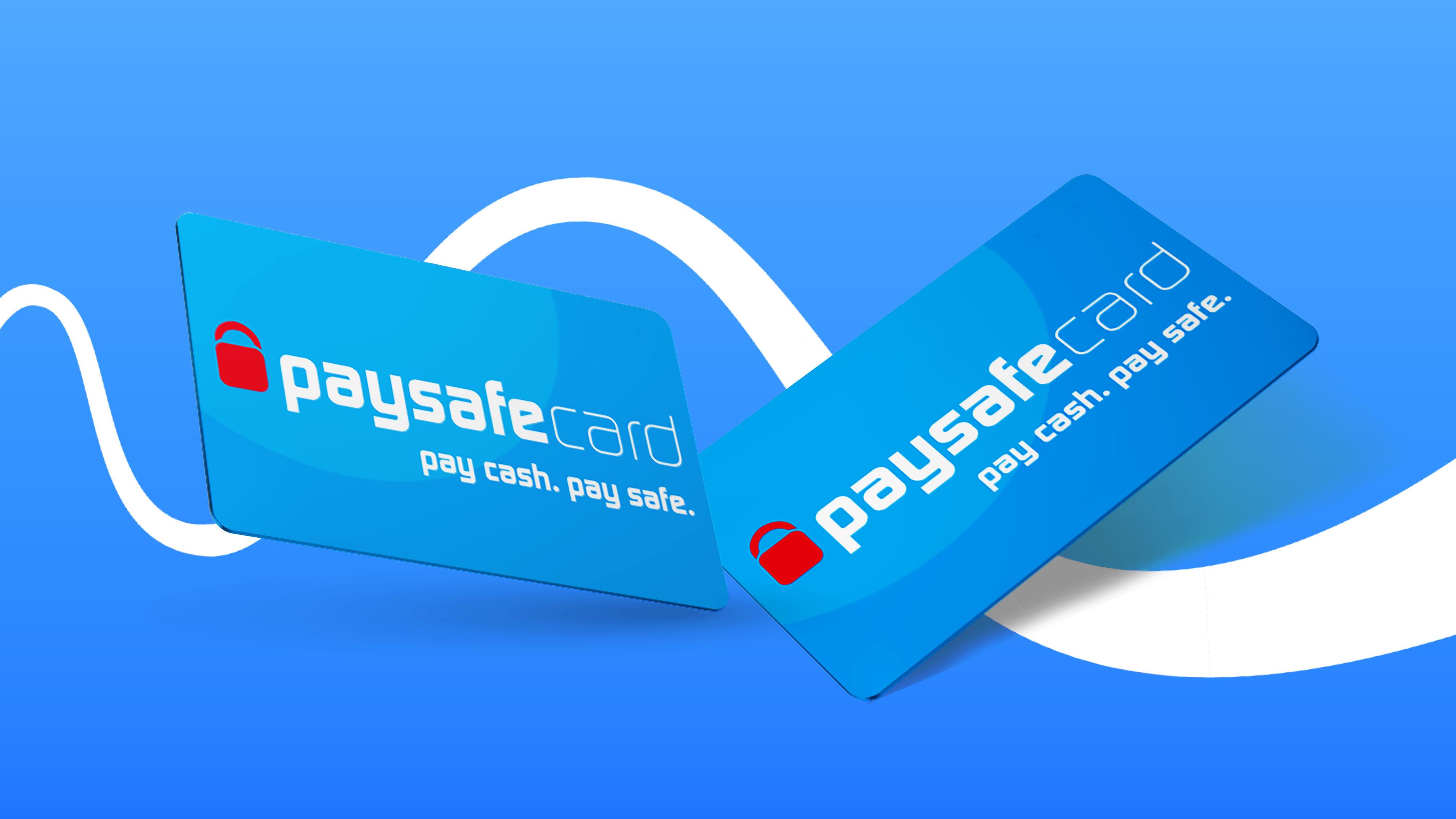 Wie funktioniert eine paysafecard?