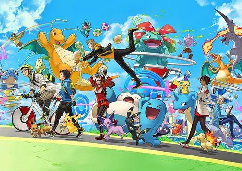 Pokémon GO nieuws 2019   Updates, events, eggs, raids, gen 4 en meer