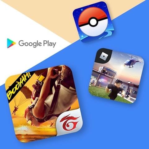 Que pouvez-vous acheter avec une carte cadeau Google Play ?