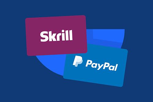 Skrill vers PayPal : lequel est fait pour vous ?