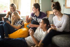 Gaming-Spaß mit Ihren Freunden