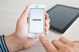 New on Mobiletopup.co.uk: the Amazon Voucher!