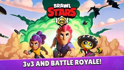 Zoom sur le jeu mobile : Brawl Stars