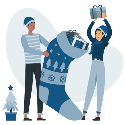 Christmas gifts and stocking fillers for men and women