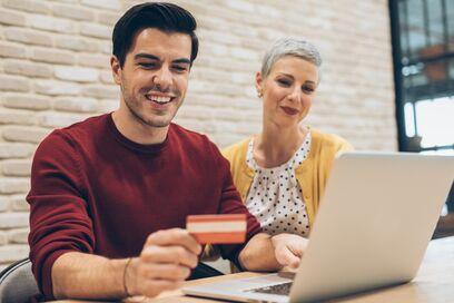Prepaid creditcard veilig gebruiken