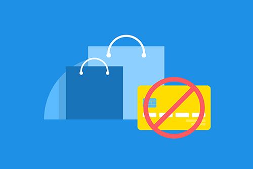 Alle voordelen van een creditcard, zonder creditcard
