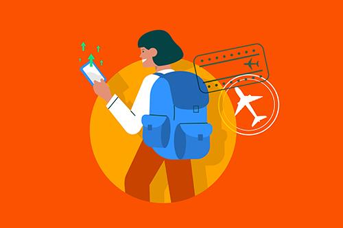 Prepaid im Ausland aufladen