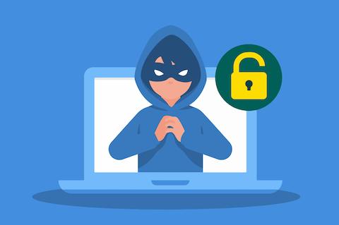Hoe herken je een online scam