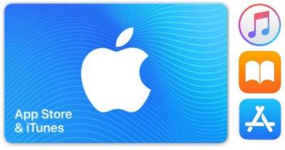 Een iTunes kaart online kopen