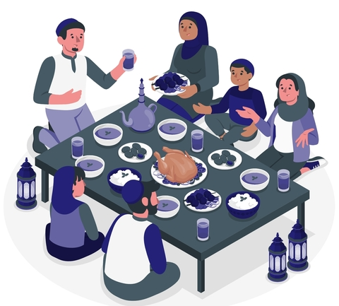 Gift an iftar meal for Ramadan 2021