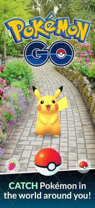 Focus sur le jeu mobile : Pokemon GO