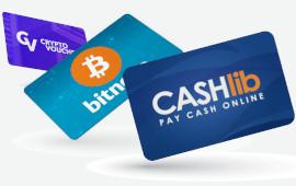 vergelijking prepaid creditcards paysafe, Neosurf en CASHlib