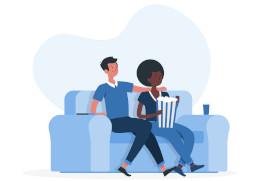 Saint-Valentin 2021 : des idées pour une soirée romantique à la maison