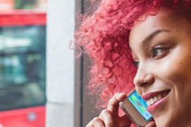 Top up phone with PayPal