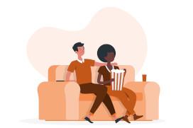 Valentinstag 2021: Ideen für zu Hause
