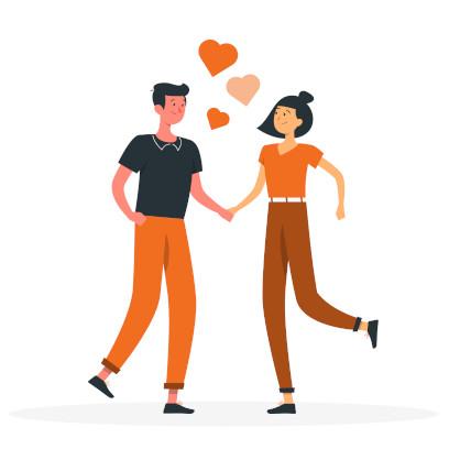 Valentinstag Ideen für zwei