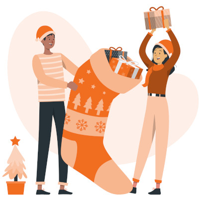 Weihnachtsgeschenkideen für Frauen und Männer