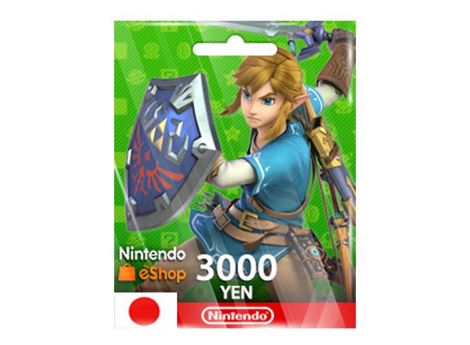 Nintendo eShop Card JP 0.0