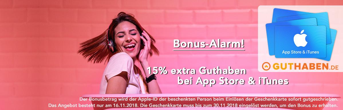 itunes Promo Woche 3