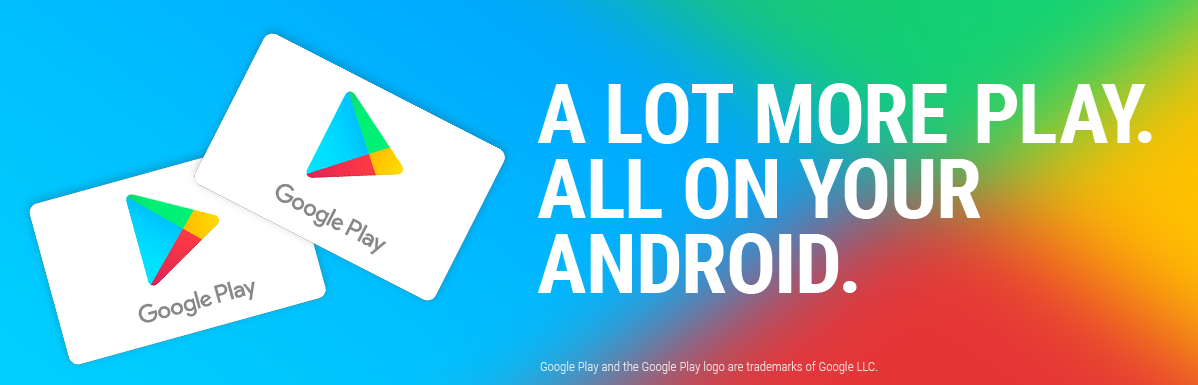 A lot more play. All on your Android.