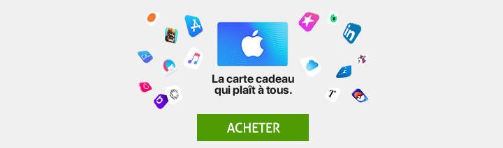 Carte App Store & iTunes