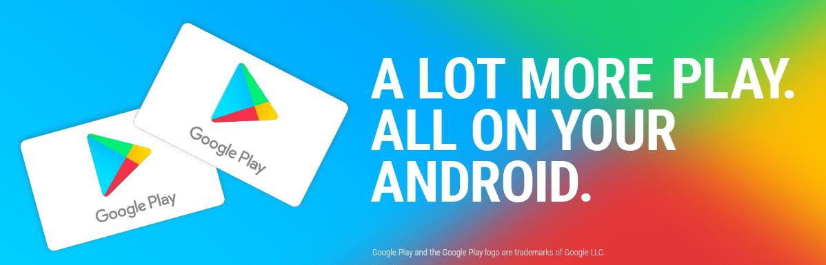 Google Play Banner